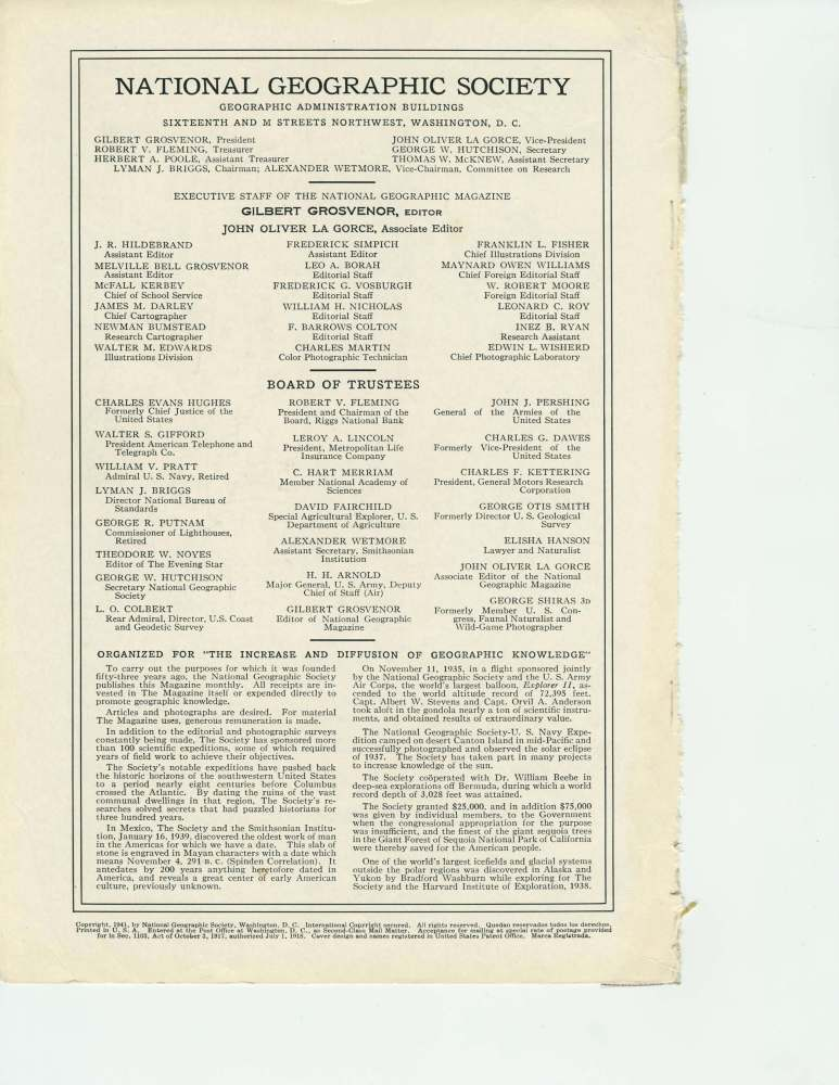 National Geographic November 1941story on the historic black dirt region of Orange County, New York (2/6)