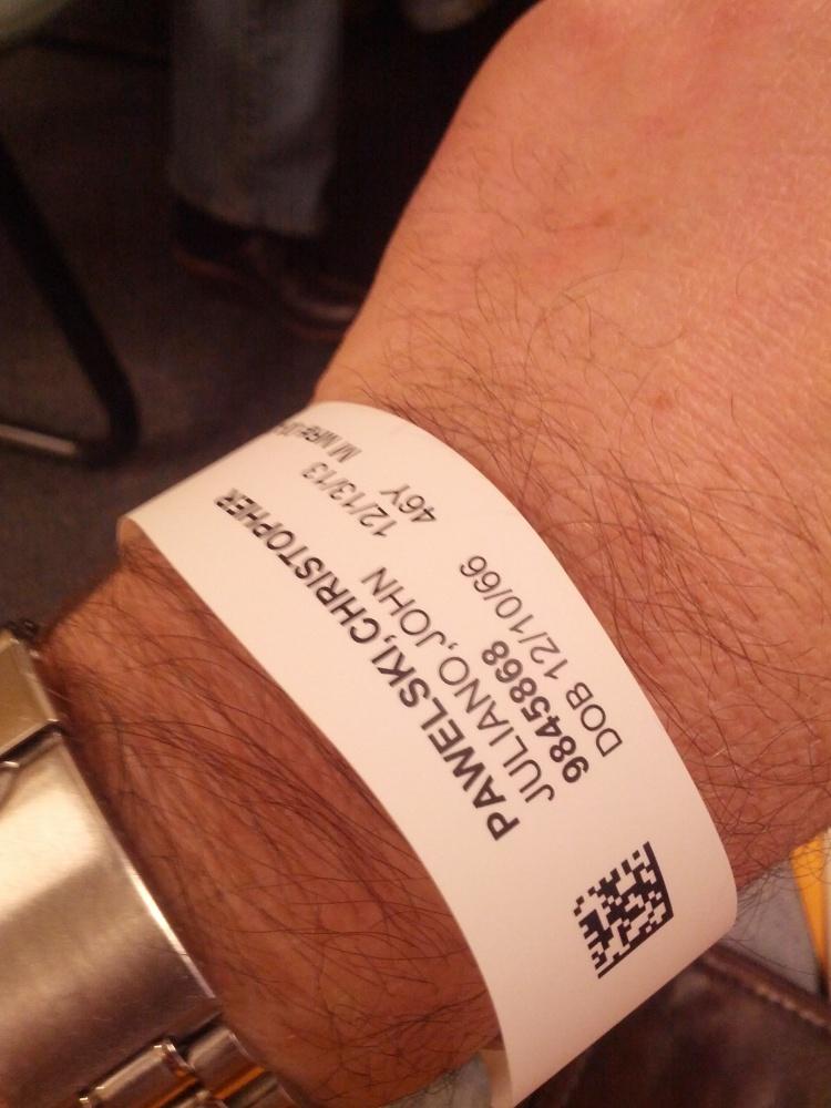 My arthroscopic knee surgery on my meniscus tear! (4/6)