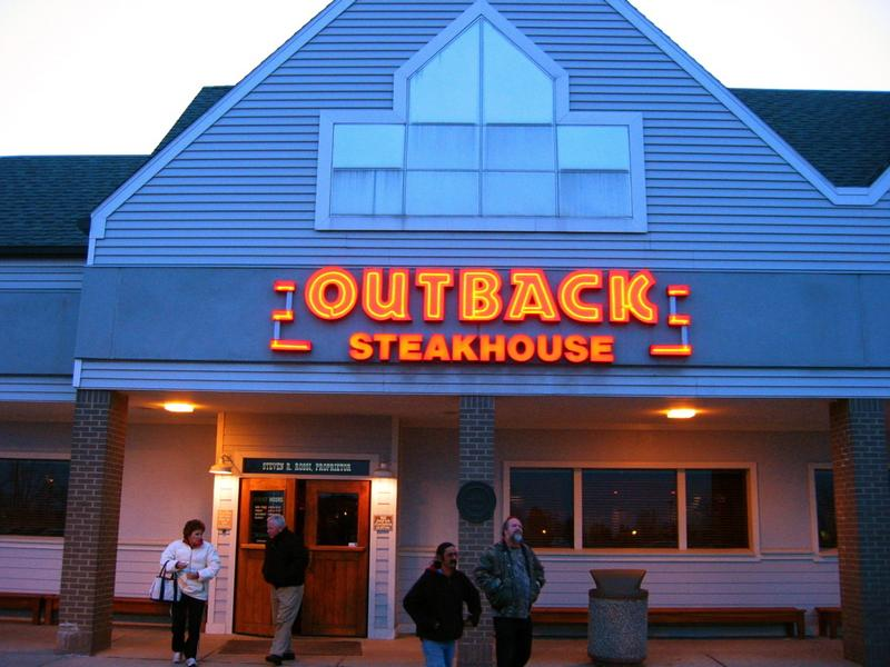 The Great Muckville Blog Free Bloomin' Onion Essay Contest! (1/5)