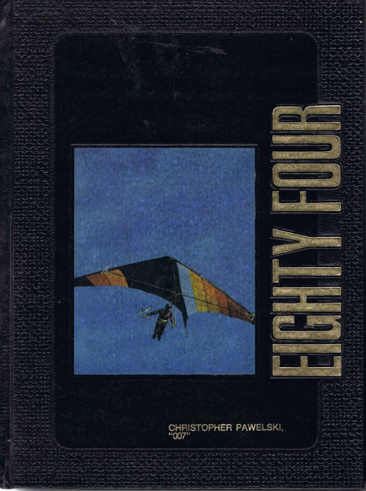 S.S. Seward Class of 1984 Yearbook (1/6)