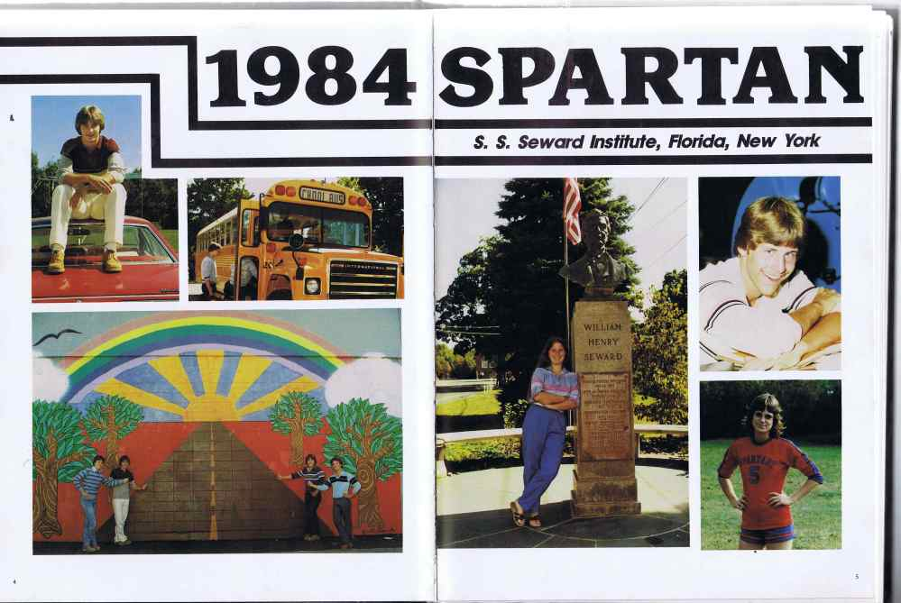 S.S. Seward Class of 1984 Yearbook (4/6)