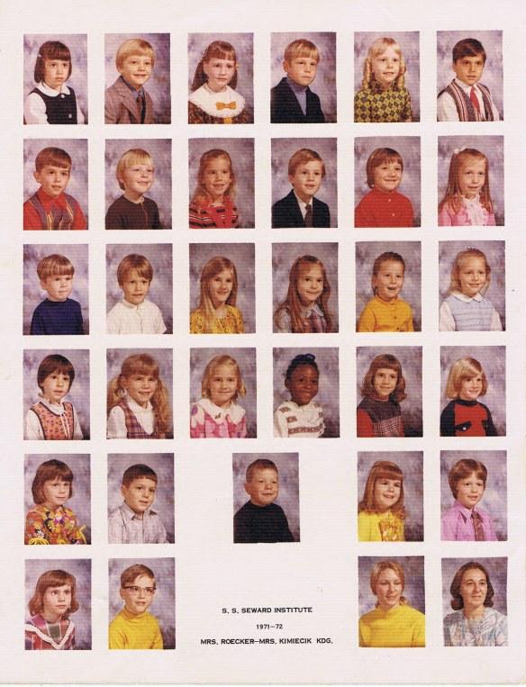 Kindergarden SS Seward 71-72